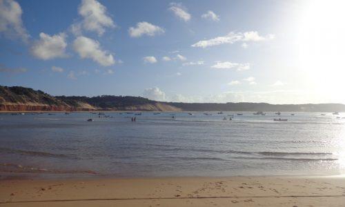 Baía Formosa - Praia do Porto