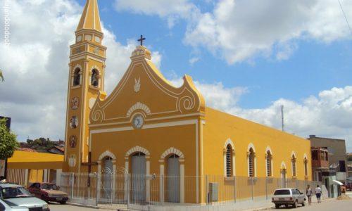 Barra de Guabiraba - Igreja de São Sebastião