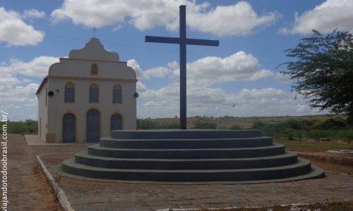 Barra de Santa Rosa - Capela Santa Rosa