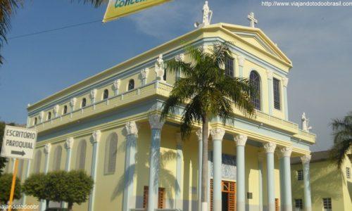 Barra de São Francisco - Igreja de São Francisco de Assis
