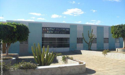 Barra de São Miguel - Centro Pastoral Dom José Luiz