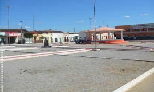 Barra de São Miguel - Praça Ismael Mahon
