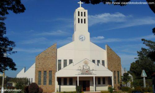 Bataguassu - Igreja de São João Batista