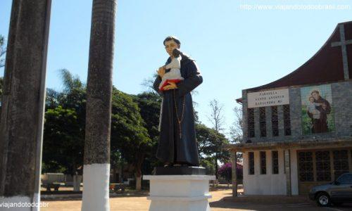 Batayporã - Imagem em homenagem a Santo Antônio