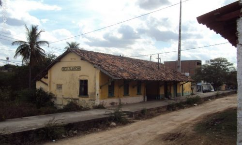 Belo Jardim - Antiga Estação Ferroviária