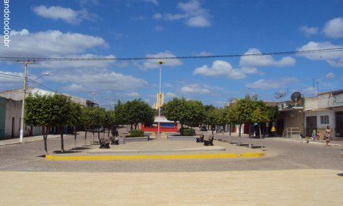 Betânia - Praça Pedro Feitosa
