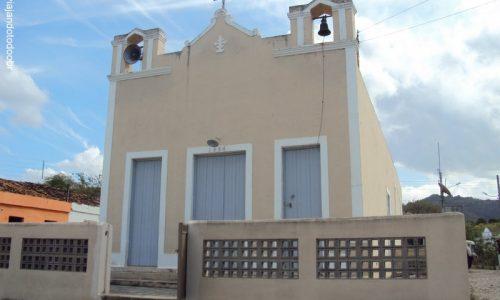 Bezerros - Igreja de Santo Antônio (Distrito de Cajazeiras)