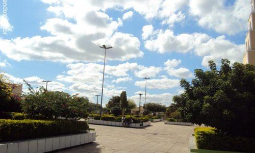 Bodocó - Praça da Igreja de São José
