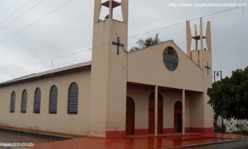 Bodoquena - Igreja de Nossa Senhora do Perpétuo Socorro