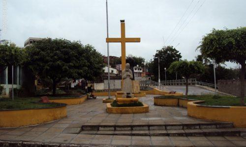 Bom Jardim - Praça Frei Damião e Padre Cícero