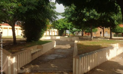 Bom Jesus - Praça Prefeito Antônio Rolim