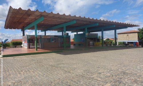 Bonito de Santa Fé - Terminal Rodoviário