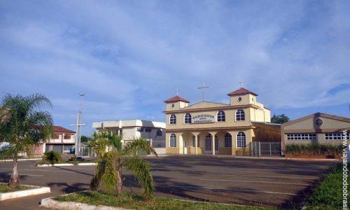Brazlândia - Igreja de São Sebastião