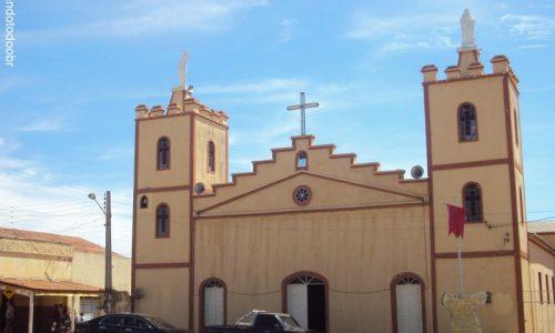 Brejinho - Igreja de São Sebastião