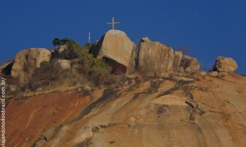 Brejo do Cruz - Cruzeiro na Pedra da Turmalina