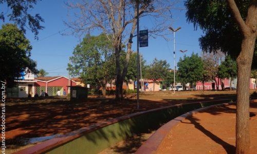 Brejo dos Santos - Praça Central