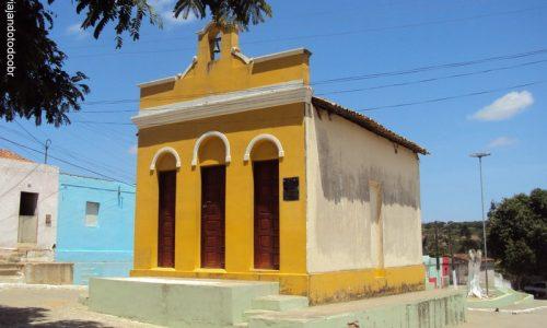 Brejão - Igreja de Santa Cruz