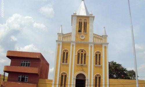Buíque - Igreja de São Félix de Cantalice