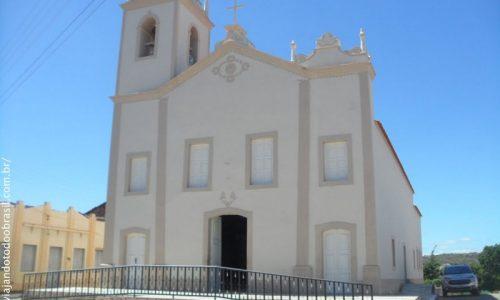 Cabaceiras - Igreja Matriz Nossa Senhora da Conceição