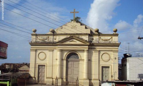 Cabo de Santo Agostinho - Antiga Igreja de Santo Antônio