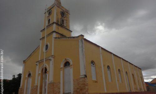 Cachoeira dos Índios - Igreja Nossa Senhora da Conceição