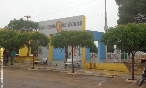 Cachoeira dos Índios - Praça Padre Cícero