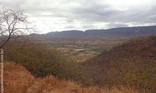 Cacimbas - Vista da Serra