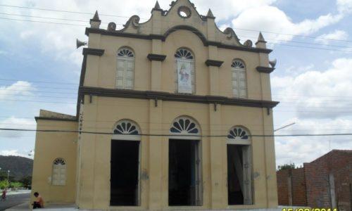 Cacimbinhas - Igreja Nossa Senhora da Penha