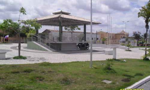 Cacimbinhas - Praça 19 de setembro
