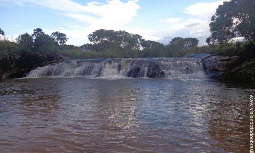 Caiapônia - Cachoeira do Sereno (Rio do Monte)