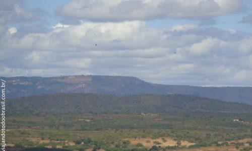 Cajazeiras - Serra do Boqueirão