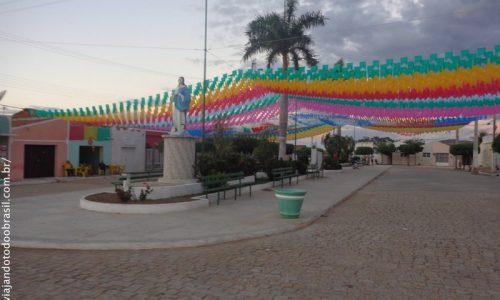 Cajazeirinhas - Praça João Inácio dos Santos