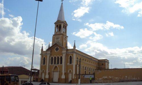 Calçado - Igreja de Nossa Senhora de Lourdes