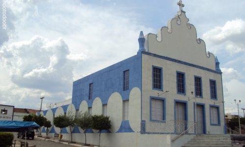 Calumbi - Igreja Matriz de Nossa Senhora da Conceição