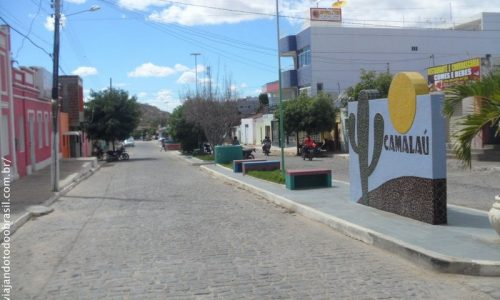 Camalaú - Rua Inácio Rafael