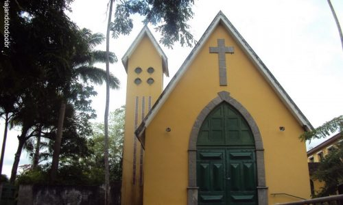 Camaragibe - Igreja do Seminário Cristo Rei