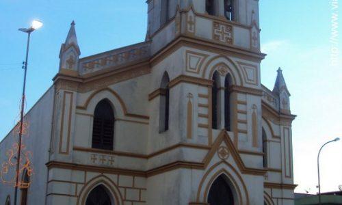 Camocim de São Félix - Igreja de São Félix de Cantalice