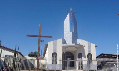 Campestre de Goiás - Igreja Matriz de São Sebastião
