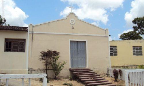 Canhotinho - Capela de São Vicente de Paula