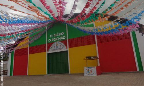 """Capim - Ginásio de Esportes """"O Rochão"""""""