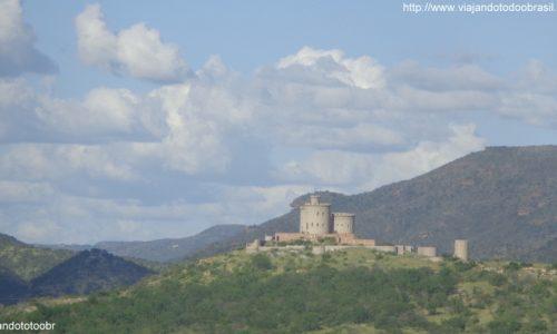 Carnaúba dos Dantas - Castelo de Bivar