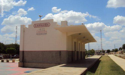 Carnaíba - Antiga Estação Ferroviária
