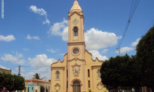 Carnaíba - Igreja de Santo Antônio