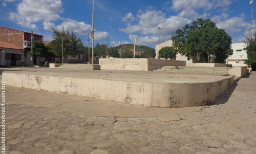 Carrapateira - Praça Santo Afonso