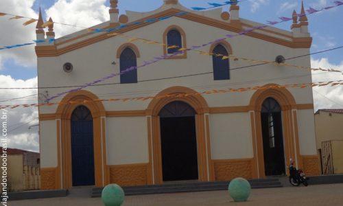 Casserengue - Igreja Matriz Nossa Senhora do Perpétuo Socorro