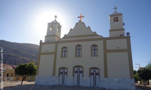 Catingueira - Igreja Matriz São Sebastião