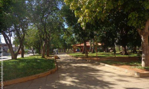 Catolé do Rocha - Praça Prefeito José Sérgio Maia