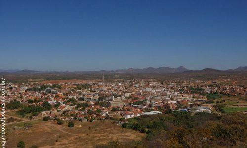 Catolé do Rocha - Vista parcial da cidade