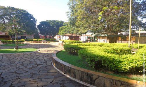 Caturaí - Praça