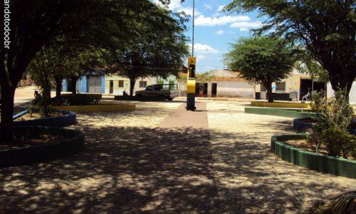 Cedro - Praça Padre Cícero